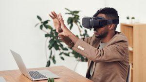 virtual reality human factors