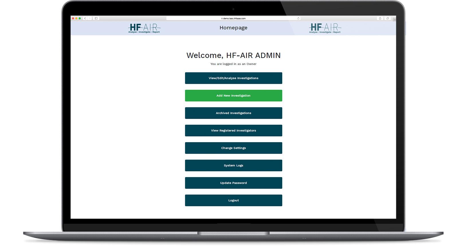 HF-Air-Home
